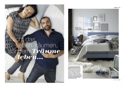 "Das Wohnbuch ""Global Homeidee"" mit People- und Interiorfotos 